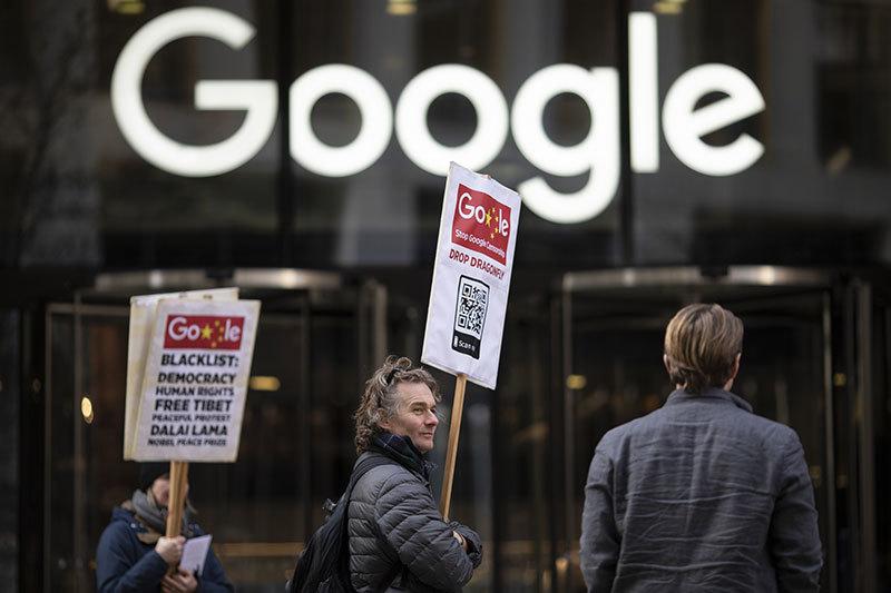 谷歌刪「不作惡」格言 移《大紀元》搜索 拒絕美軍卻與中共合作