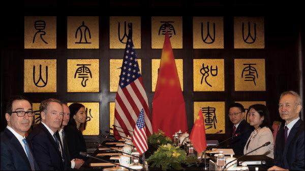 貿易談判改在上海 中美各自讓步