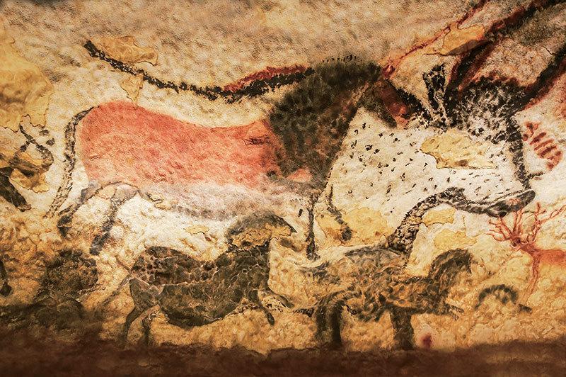 史前文明藝術或來自未知人種