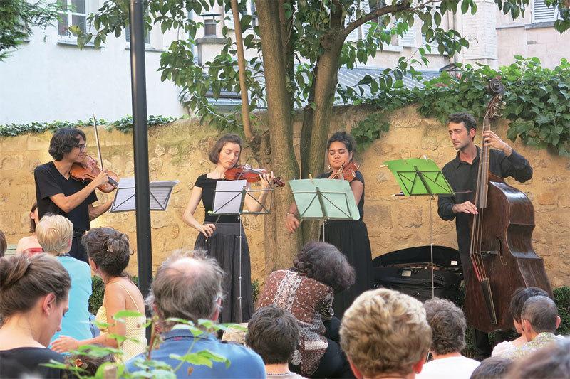法國音樂節 全民共享音樂