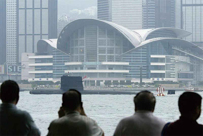 >預言警示 中共設風水局搞垮香港