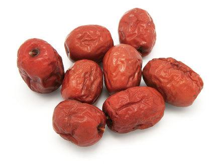 中國特有維生素丸——紅棗