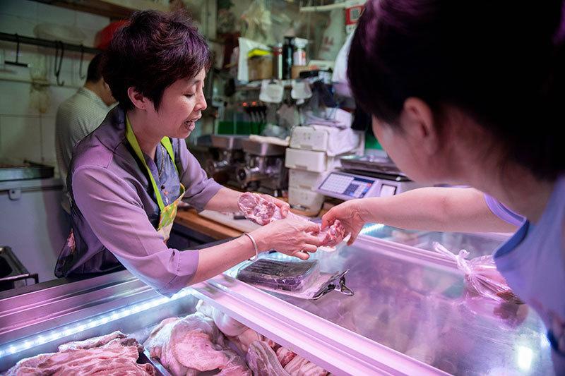 大陸身分證當「肉票」 憑票買肉時代來臨