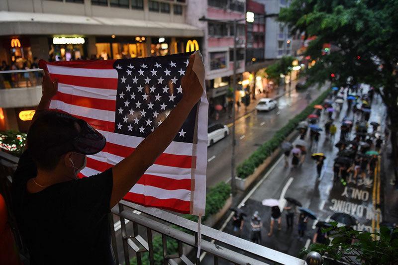 美中競爭的焦點:價值觀突顯香港和臺灣的角色