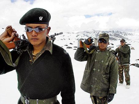 印度正對華備戰 中印邊界各增兵三千