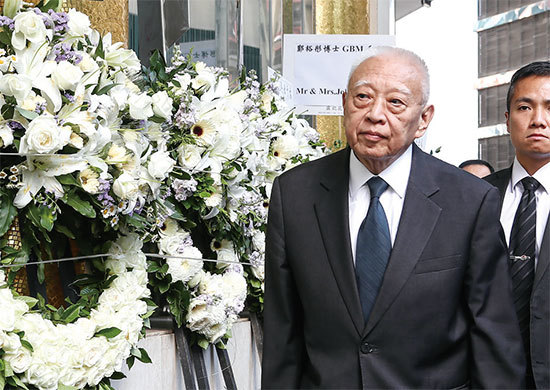 >香港早淪陷 中共如此行賄和操縱歷任香港高官