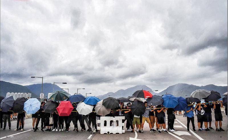 香港關鍵時刻 三股力量拚殺 習被江派挾持 指令作廢