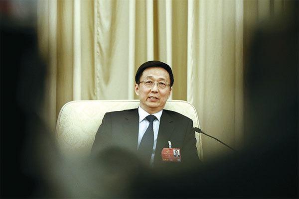 >韓正四大地盤人員異動 傳中聯辦主任王志民將離任