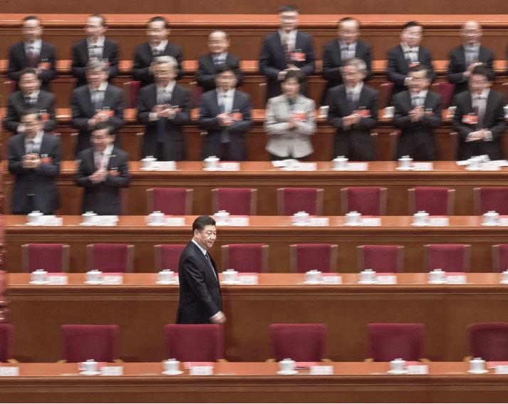 習開始奪回貿易和香港主導權 58次提鬥爭 四中全會要鬥誰
