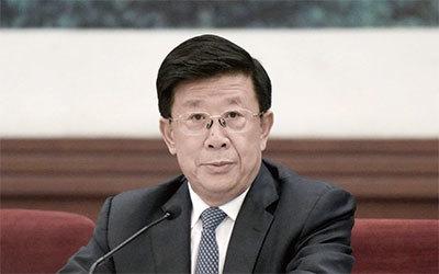 趙克志出任港澳副組長 香港警隊或面臨清洗