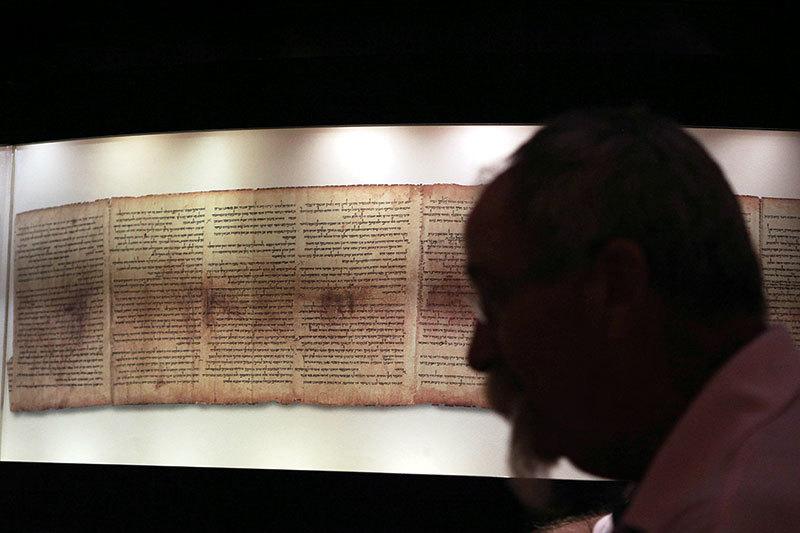 千年古卷保存完好 古代天然防腐術揭祕