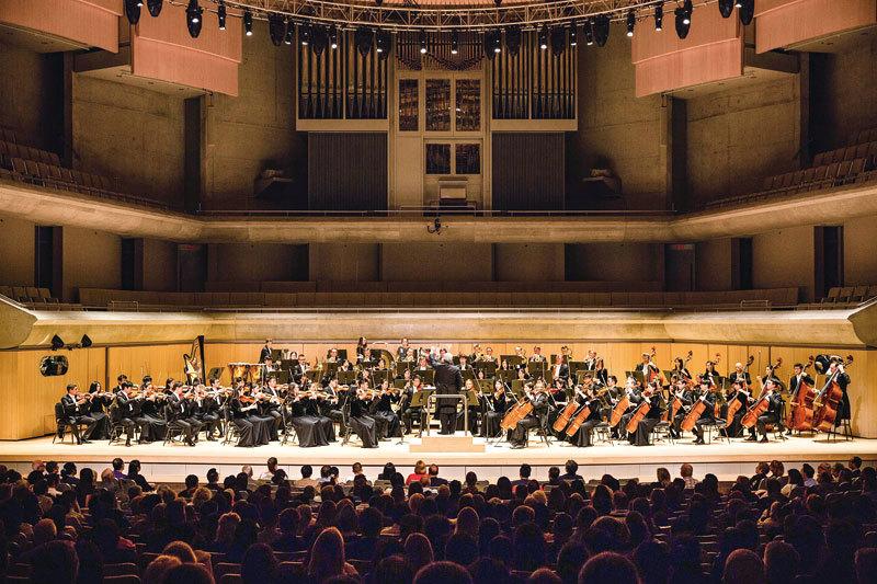 神韻交響樂北美首場 華人歌唱家讚仙樂飄飄
