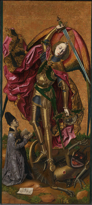 貝爾梅霍 神祕的西班牙文藝復興繪畫大師
