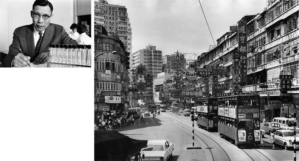 >奔香港尋自由 中國遺傳學之父躲過劫難
