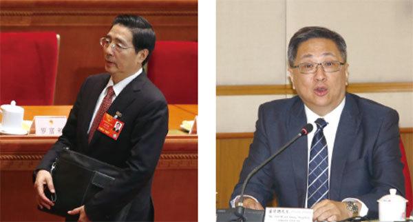 《香港人權法案》劍指中共中央政法委