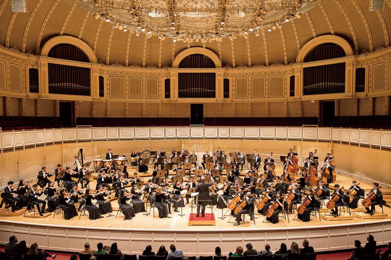 「樂器奏出的詩歌」 神韻芝加哥獲盛讚