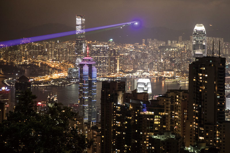 香港保衛戰:拒絕淪陷