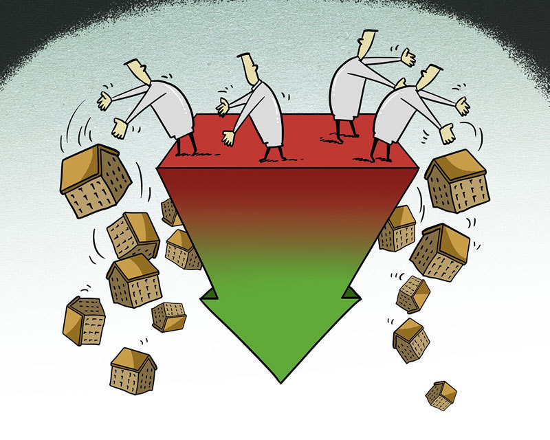 經濟數據告急 中國將出現失業、企業破產大潮