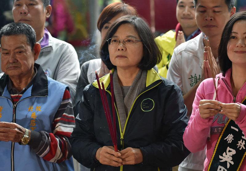 中華民國2020年總統大選預測