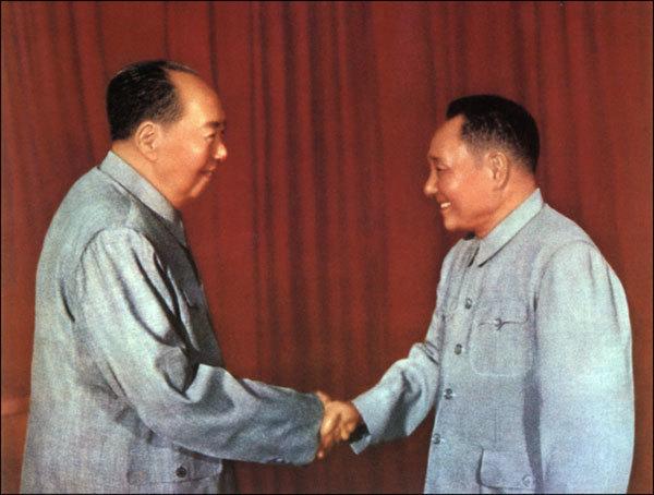 >鄧小平訪問毛故居 酒宴上突然變臉走人