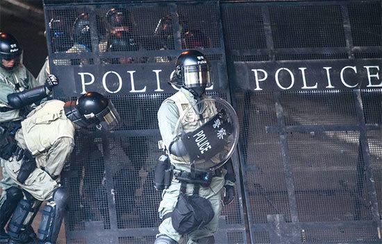 >港增派百名懲教人員做特務警察 「特殊任務」引關注