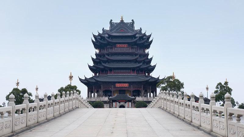 中國古建築之奇人異事