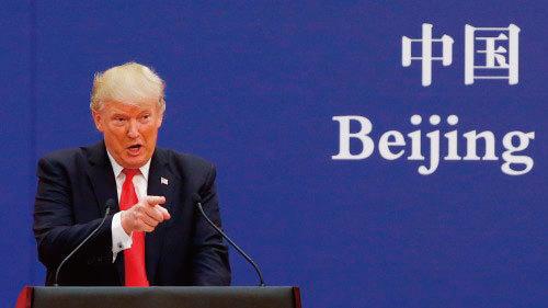 美國對華政策變臉前後驚天揭祕