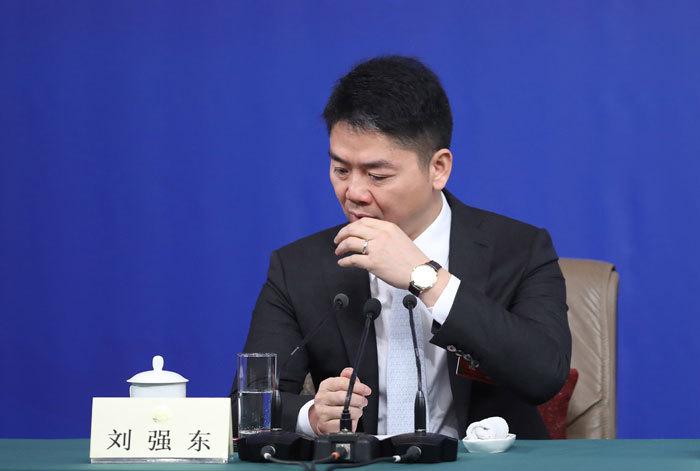 劉強東卸任京東總經理 或繼馬雲退隱
