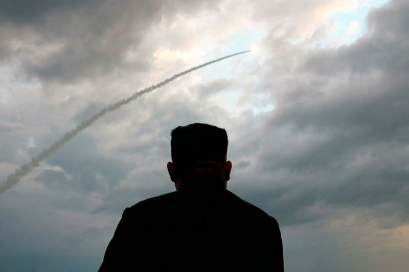 >北韓稱不再與美國談判 美兩架偵察機齊飛朝鮮半島