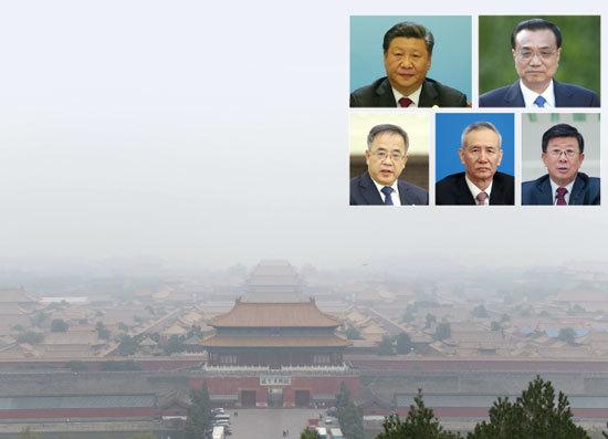 「時代革命」恐延燒大陸 中共五國級高官憂心民變