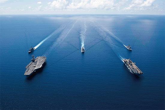 >美7380億美元國防預算瞄準中俄