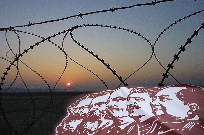 共產主義不是出路而是絕路