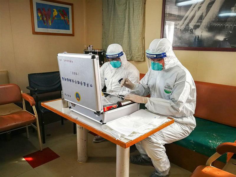 >中國出現鼠疫的深層恐慌