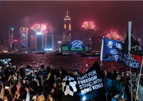 >香港反暴政  天意與民心