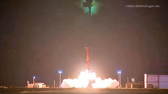 應對北韓的祕密武器 美澳試驗成功
