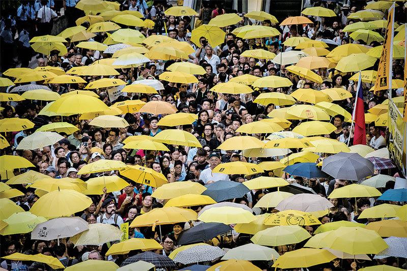 20年後 為香港未來而戰還將持續