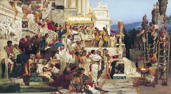 >文明是如何鑄就的 四次世紀大瘟疫的軌跡