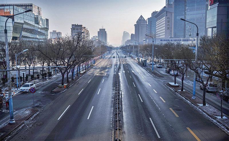 武漢瘟疫後中國經濟的趨勢
