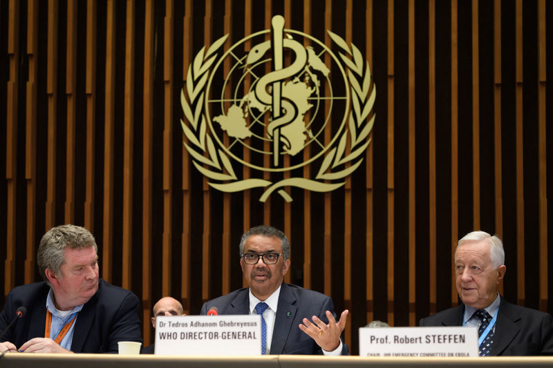 >世界衛生組織被中共操控 將全球生命置於危險之中