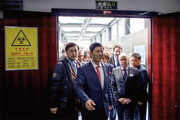 【洩露或投毒】武漢病毒所 P4 實驗室為何 12 年才建成?誰是老闆?