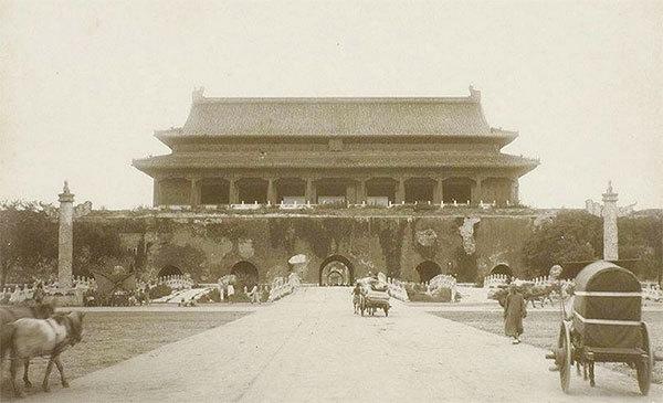 1900-2020:百年天安門圖象