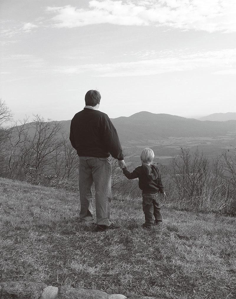 >父愛如山、母愛似海--父親篇