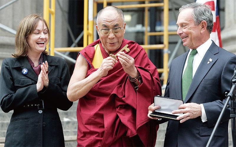 >一個美國人對藏人的關懷