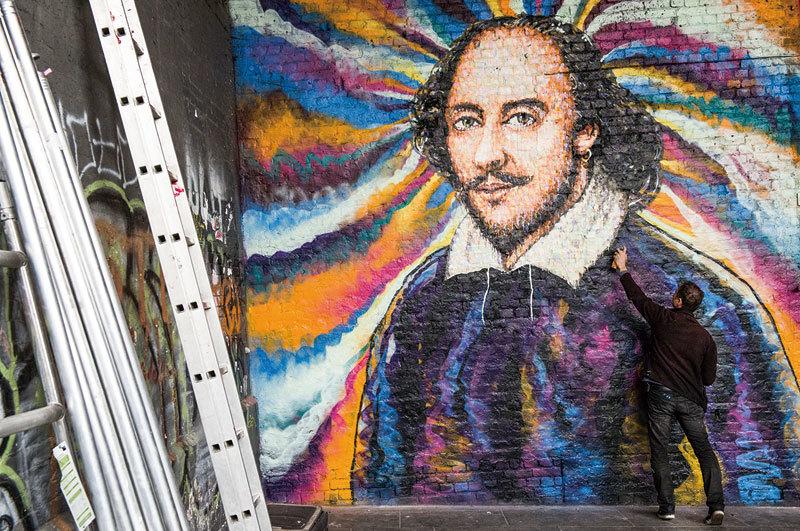 牛頓 莎士比亞 達芬奇 瘟疫「隔離」時機的大成就