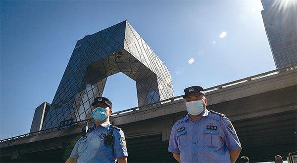 病毒變異 二波疫情更可怕 北京大隱瞞不許統計