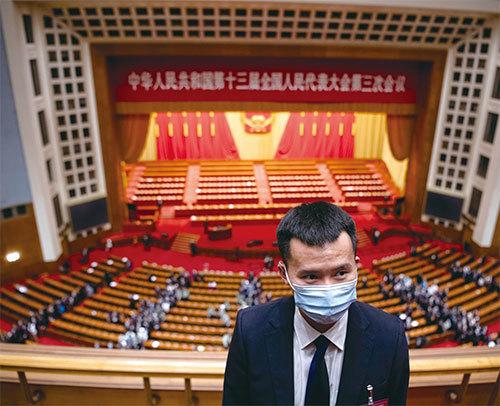 「毒王」匯聚北京開兩會 疫情爆發