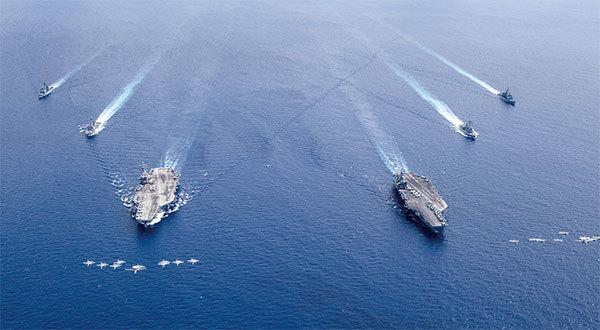 >中美南海對峙 中共鷹派嘆美國是真老虎