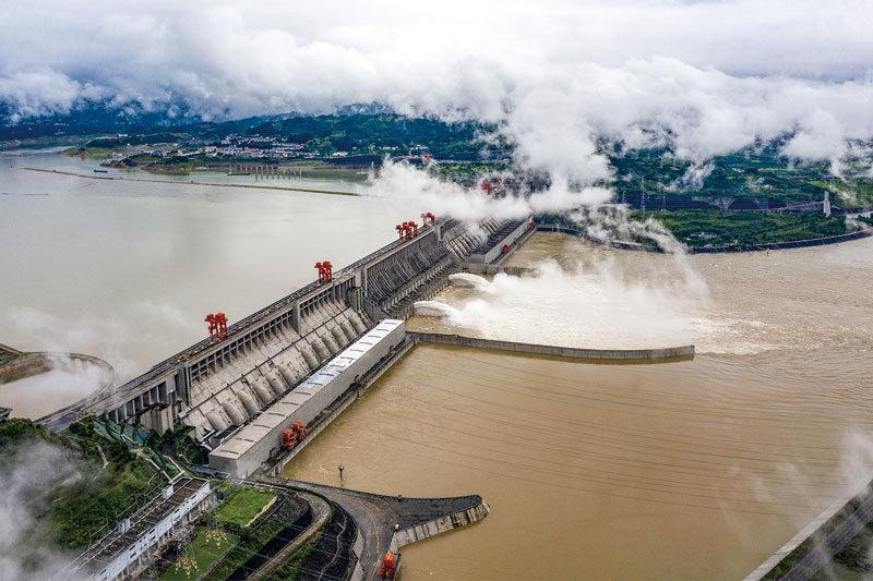 專訪王維洛:三峽工程無法防洪 下游都得準備逃生包