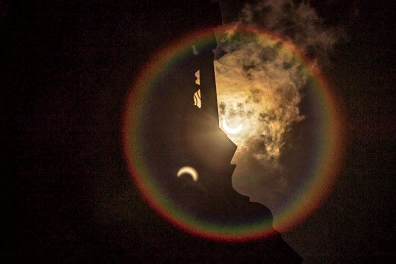 >2020 庚子年及日食帶大周期 預兆中共亡