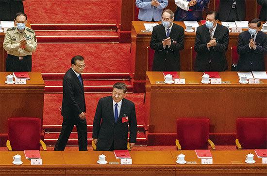 經濟路線分歧 習李之爭突顯中共分裂